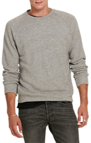 Denim & Supply Ralph Lauren Cotton French Terry Sweatshirt, Battalion Heather
