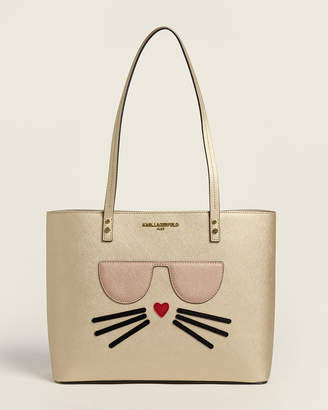 Karl Lagerfeld Paris Maybelle Saffiano Tote