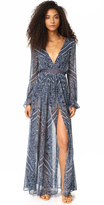 The Jetset Diaries Moroccan Maxi Dress