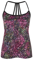 George Racer Back Strappy Active Wear Vest Top