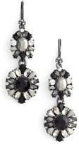 Marchesa Double Drop Earrings