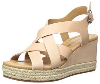 Lucky Brand Women's BAYMEER Wedge Sandal
