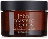 John Masters Organics Sculpting Clay-Medium Hair Hold, 2.12 Ounce