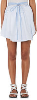 Alexander Wang Women's Cotton Wraparound Miniskirt