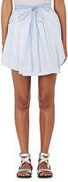 Alexander Wang Women's Cotton Wraparound Miniskirt
