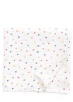 Petit Pehr Rainbow Jacks Swaddle Blanket