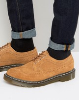Dr. Martens Made In England 3989 Brogue Shoes