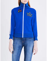 Preen Line Irrissa cotton-jersey jacket