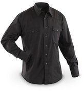 Wrangler Men's Big-Tall Sport Western Long Sleeve Shirt
