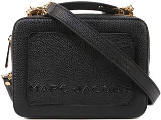 Marc Jacobs Box Black Leather Bag