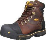 "Keen Men's Milwaukee 6"" Steel Toe Work Boot"