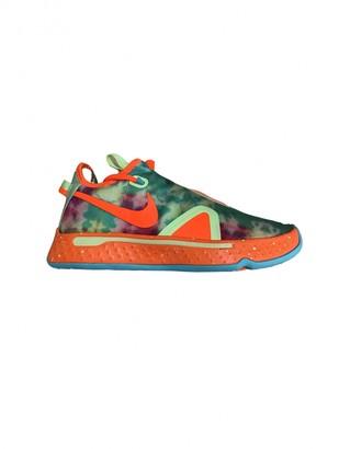 Nike Multicolour Rubber Trainers