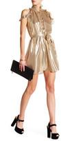 Rachel Zoe Lemarque Silk Blend Dress