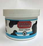 Udderly Smooth Foot Cream Jar, 8 Ounce