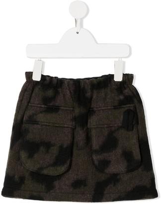 Douuod Kids Printed Shorts