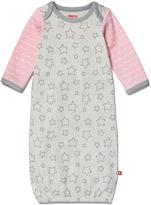 Skip Hop Pink & Gray Stars Gown - Infant