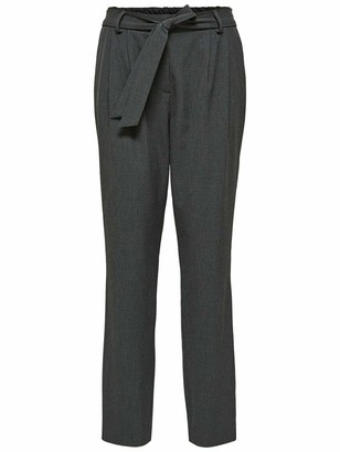 Selected Women's Slfbio Kipas Mw Pant Noos Trouser