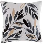 Kas Natural Lissa Embroidered Cushion