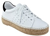 Marc Fisher Mandi Leather Sneaker.