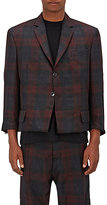 Vetements MEN'S CHECKED TWO-BUTTON SPORTCOAT