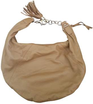 Gucci Camel Leather Handbags