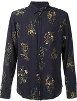OSKLEN herb print shirt - men - Viscose - P