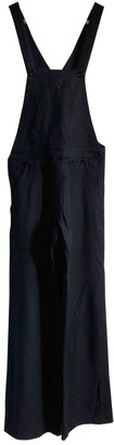 Etoile Isabel Marant Navy Wool Jumpsuit for Women