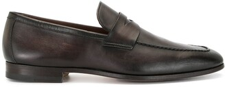 Magnanni Low-Heeled Loafers