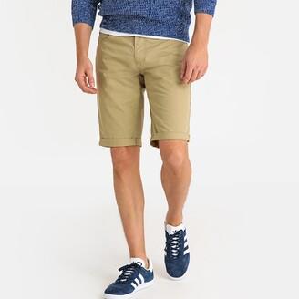 La Redoute Collections Cotton 5-Pocket Chino Bermuda Shorts