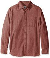 Woolrich Men's Eco Rich Hemp Shirt