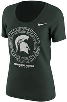 Nike Women's Michigan State Spartans Fan Tee