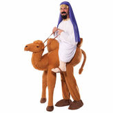 Asstd National Brand Ride A Camel Dress Up Costume