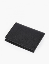 Thom Browne Grained Leather Billfold Wallet