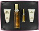 Elizabeth Taylor White Diamonds Coffret: Edt Spray 100ml/3.4oz + Body Lotion 50ml/1.7oz + Body Wash 50ml/1.7oz + Edt Spray 10ml/0.33oz