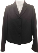 Hope Anthracite Wool Jacket for Women