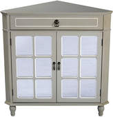 Heather Ann 1 Drawer 2 Door Acccent Cabinet