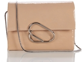 3.1 Phillip Lim Alix Flap Clutch in Ceramic