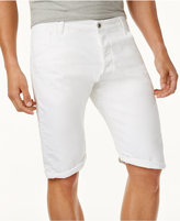 G Star Men's Tapered Denim Stretch Shorts