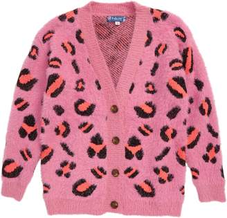 Truly Me Leopard Cardigan