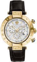 Versace Reve Chrono Collection VQZ040015 Men's Stainless Steel Quartz Watch