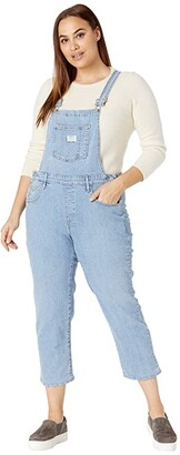 Levi's(r) Plus Overall (The Shining) Women's Overalls One Piece