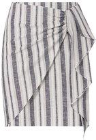 Exclusive for Intermix Uma Striped Skirt