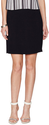 Rebecca Taylor Pleated Stretch Skirt