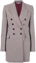 Stella McCartney Herringbone Cass coat