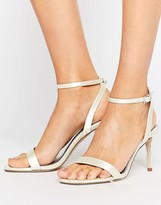Asos Hideaway Bridal Heeled Sandals