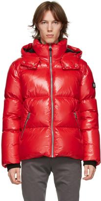Mackage Red Down Kent Jacket