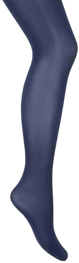 d317a531cf401 Navy Opaque Tights - ShopStyle UK