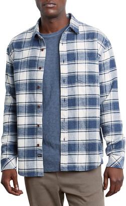 Rails Men's Forrest Plaid Flannel Sport Shirt