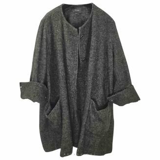 Isabel Marant Green Tweed Coats