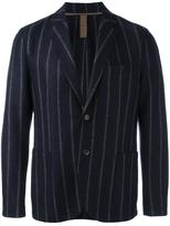 Eleventy striped blazer